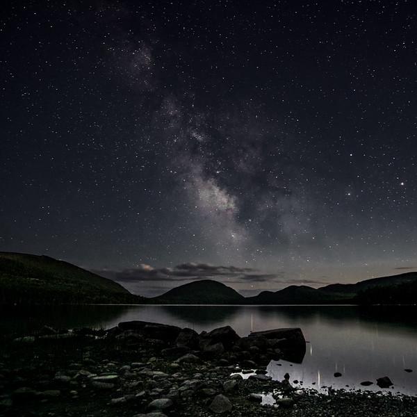 Acadia Milky Way