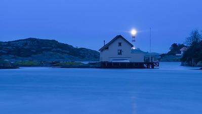 Nyttårstur te Flekkerøya