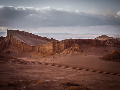 Atacama desert - Valley of the Moon - Chile