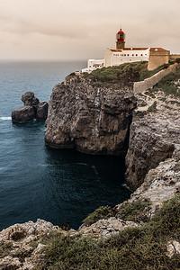 Lighthouse - Cabo de São Vicente I