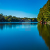 View of Lake Anne, Reston VA