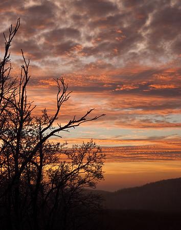 Hidden Valley Sunset