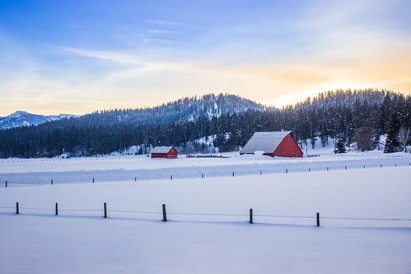 Wilderness Barn