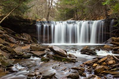 Ricketts Glen: Oneida Falls