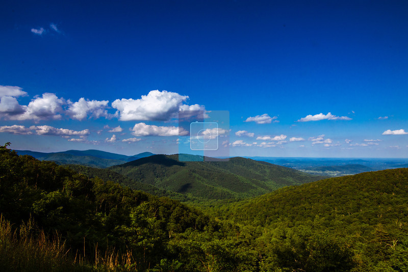 Skyline Drive  - Shenandoah National Park, Virginia