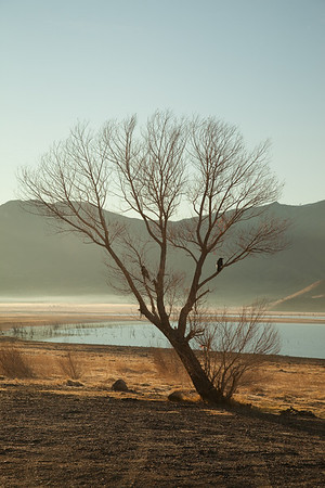 Lake Isabella at sunrise