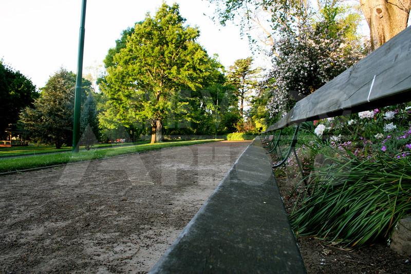 Launceston 20111023 058 City Park - Bench