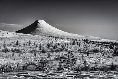 Städjan mountain