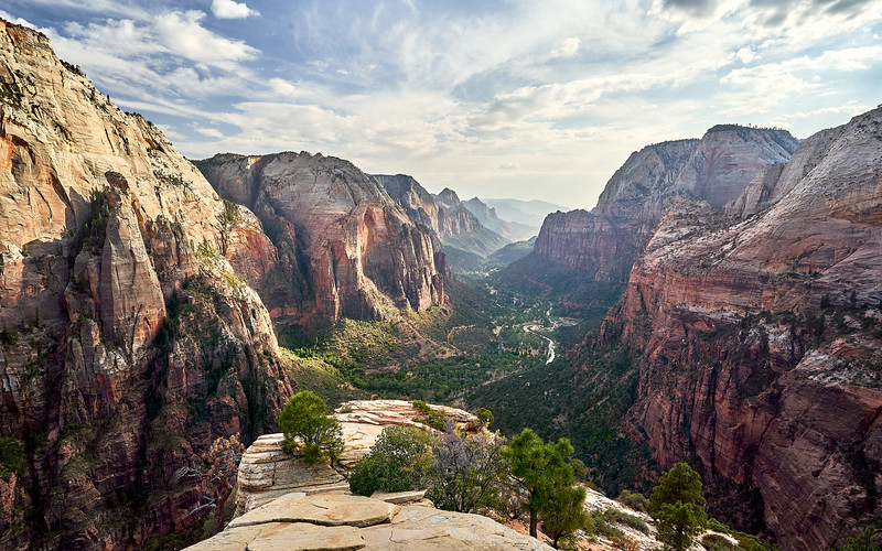 Angels Landing View, Zion NP