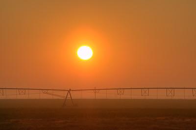 Eastern Plains Sunrise, Colorado