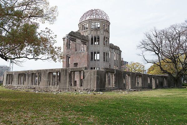 THe Atomic Bomb dome (A-bomb dome)