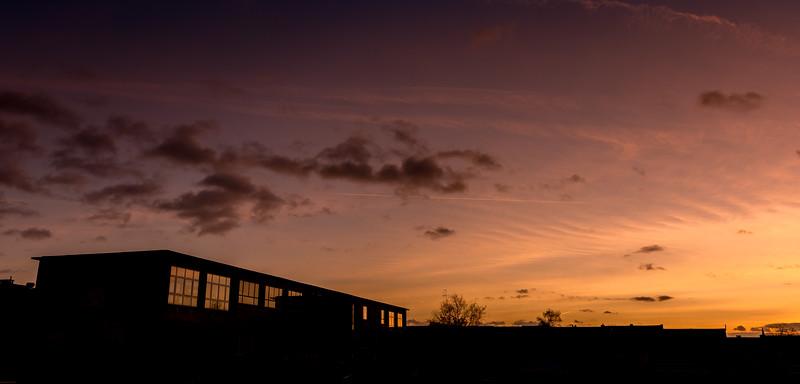 Sunset @Oilsjt