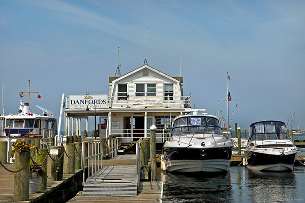 Danfords Marina, Port Jefferson, Long Island, NY