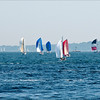Sailboat Races on Long Island Sound