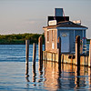 Marine Fuel dock, Captree State Park
