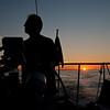 Sailing at sunrise, Long Island