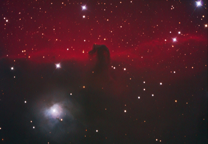 Horsehead Nebula in Orion
