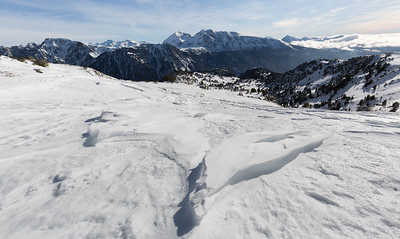 Winter's View #6
