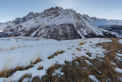 Winter's View #4