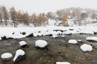 Winter's View #2