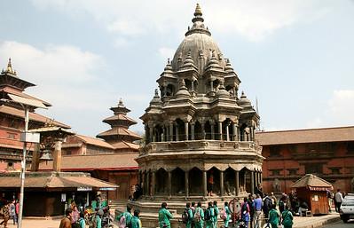 Nepal: Patan