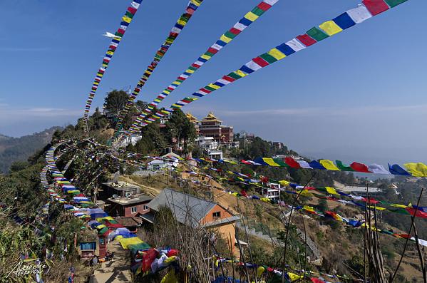 Namo Boudha monastery