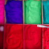 Powdered Dyes, Katmandu - Nepal<br /> <br /> Nepali Hindus use many vivid colorful dyes for celebrations and ornamentation. These are sold by the spoonful, from wooden boxes, on the streets of Kathmandu.