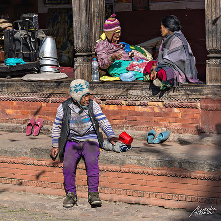 Pashupatinath elders