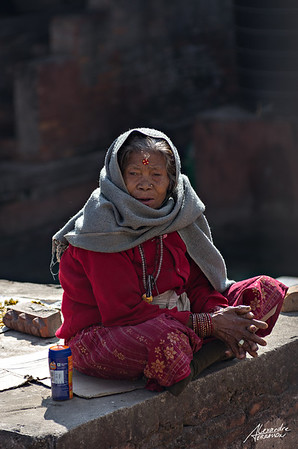 Pashupatinath elder