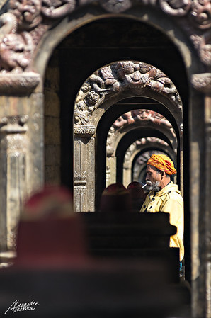 Pashupatinath people