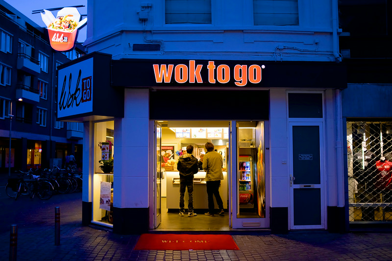 Wok to Go - Breda, Netherlands