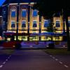 A Bus at Breda Casino - Breda, Netherlands