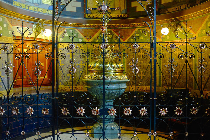 Basilica of St. Nicholas #6 - Amsterdam, Netherlands