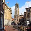 Dom Tower, Framed - Utrecht, Netherlands
