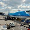 KLM 747 - Schiphol, Netherlands