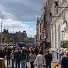Damrak Crowds - Amsterdam, Netherlands