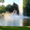 Fountain and Mist, Park Valkenberg - Breda, Netherlands