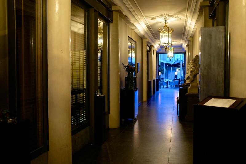 Classic Hallway - Breda, Netherlands