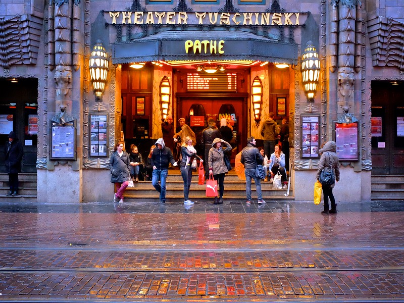 Theater Tuschinski - Amsterdam, Netherlands