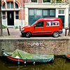 Red Truck - Amsterdam, Netherlands