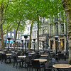Empty Cafe - Breda, Netherlands