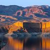 Del Mar Butte, at Lake Mead