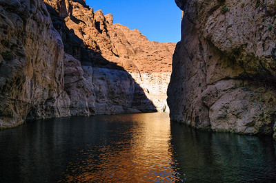 Wishing Well Cove, Lake Mead
