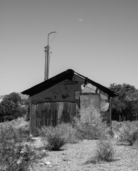 Ghost Town, Goodsprings, Nevada