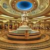 Caesars Palace Lobby - Las Vegas, Nevada