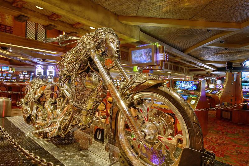 Sirens Motorcycle, Treasure Island Casino - Las Vegas, Nevada
