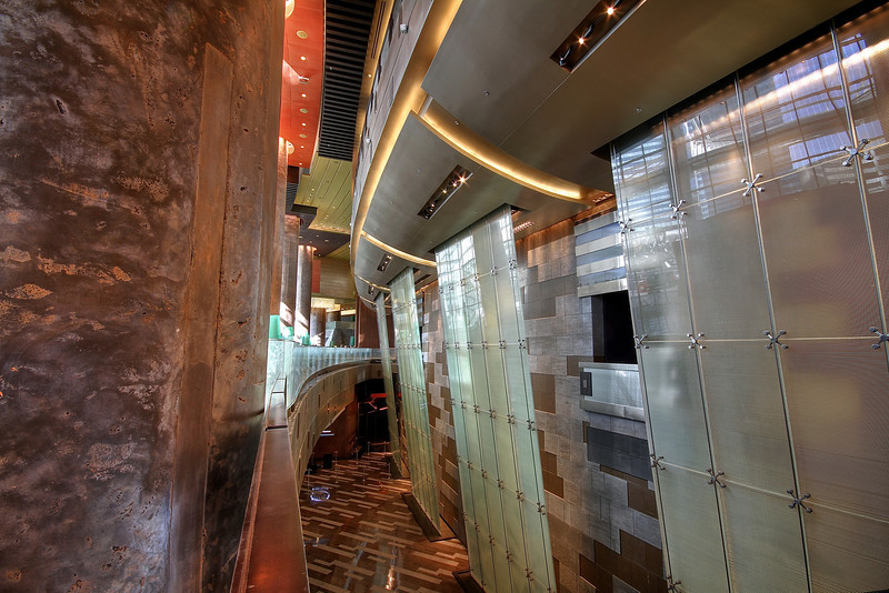 Aria Lobby, City Center - Las Vegas, Nevada
