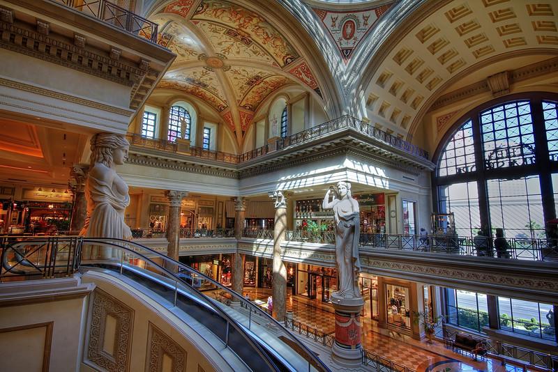 Forum Shops at Caesars Palace - Las Vegas, Nevada
