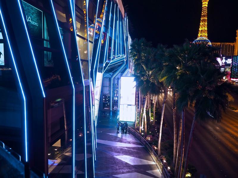 Lines of Neon - Las Vegas, Nevada