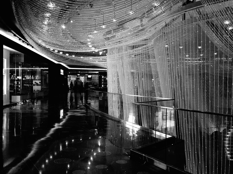 Glitter and Shine, Cosmopolitan - Las Vegas, Nevada